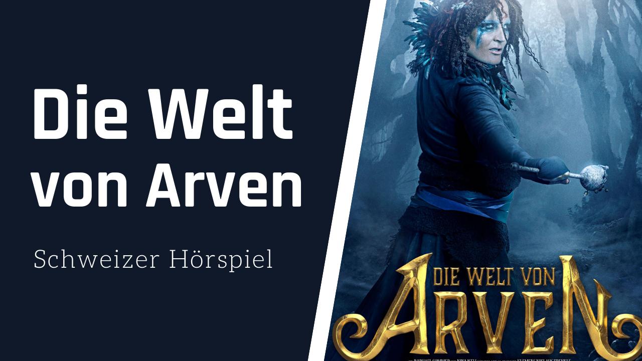 Die Welt von Arven – OUT NOW!