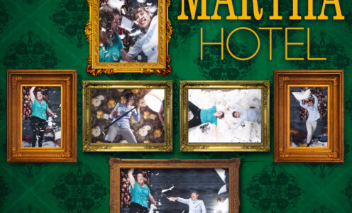 Martha Hotel – Out Now!